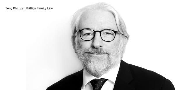 Tony Phillips, Phillips Family Law