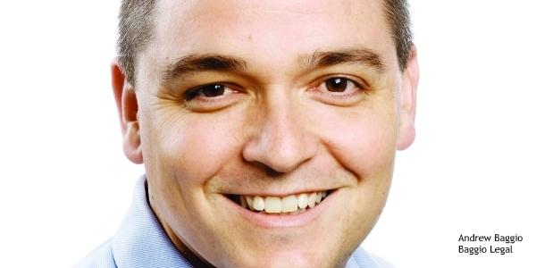 Andrew Baggio, Baggio Legal