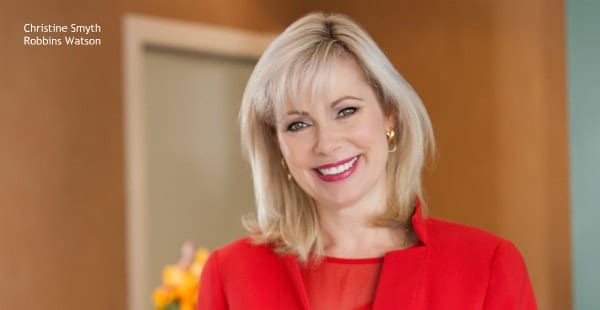 Christine Smyth, Robbins Watson