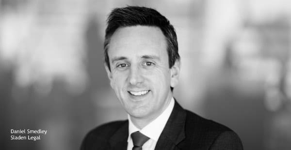 Daniel Smedley, Sladen Legal