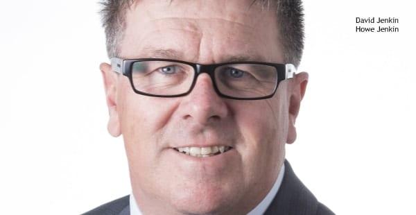 David Jenkin, Howe Jenkin