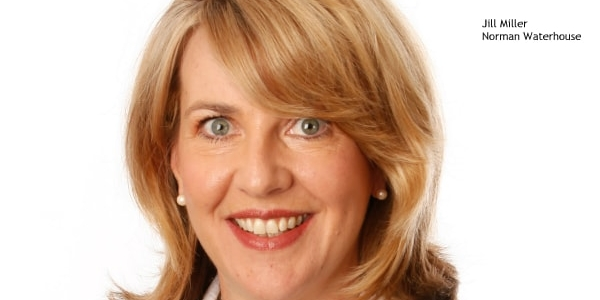 Jill Miller, Norman Waterhouse