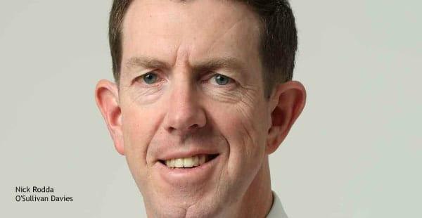 Nick Rodda, O'Sullivan Davies