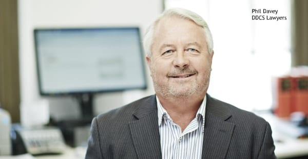 Phil Davey, DDCS Lawyers