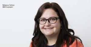 Rebecca Tetlow, DDCS Lawyers