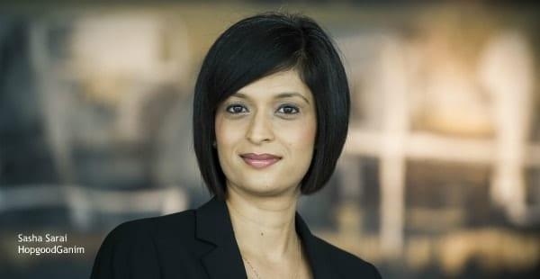 Sasha Sarai, HopgoodGanim