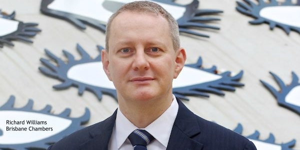 Richard Williams, Barrister