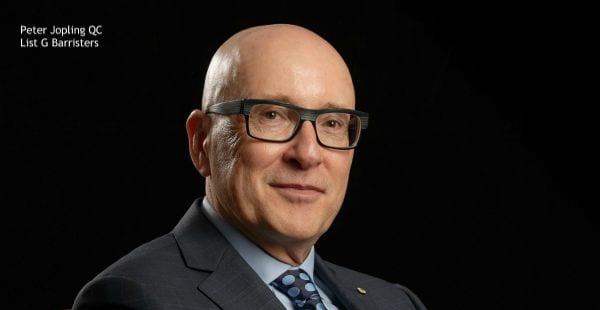 Leading Commercial Litigation & Dispute Resolution Senior Counsel - Victoria, 2017