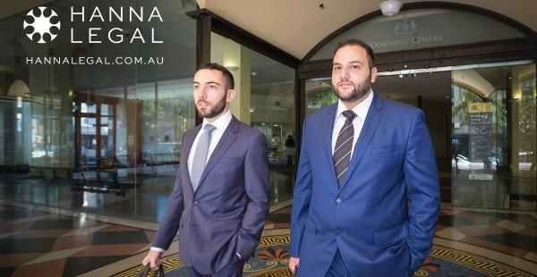Hanna Legal – Court