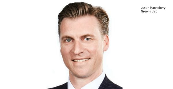 Justin Hannebery, Criminal Law Barrister