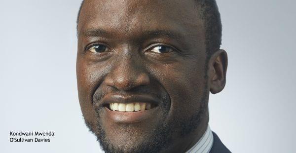 Kondwani Mwenda