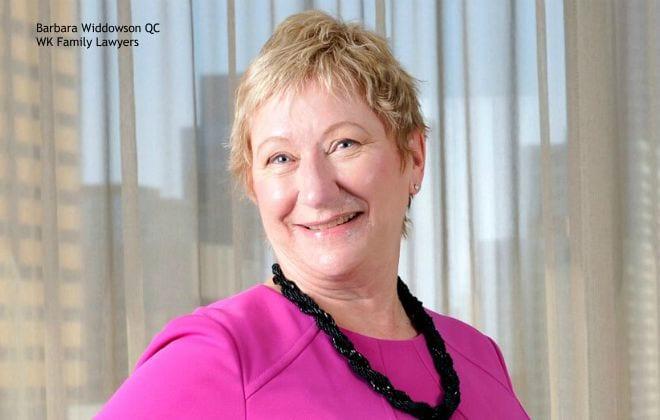 Barbara Widdowson QC