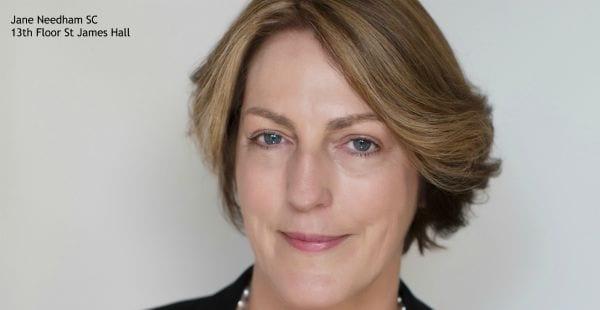 Jane Needham SC