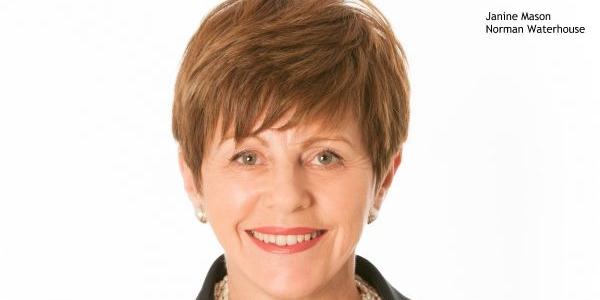 Janine Mason