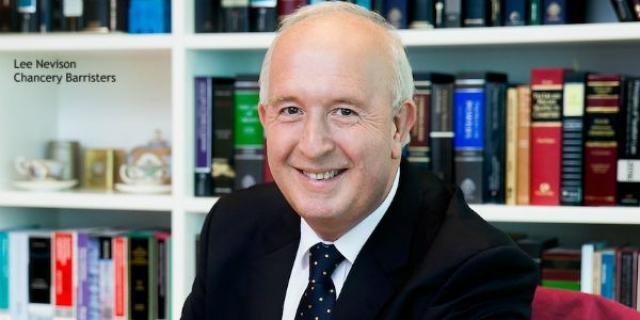 Lee Nevison, barrister