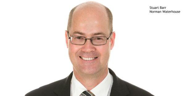 Stuart Barr