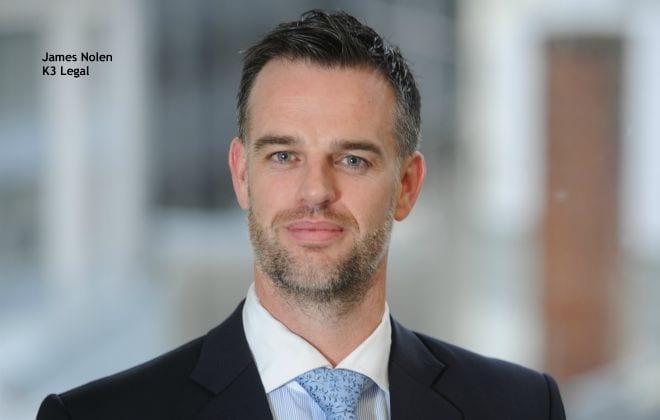 James Nolen, K3 Legal