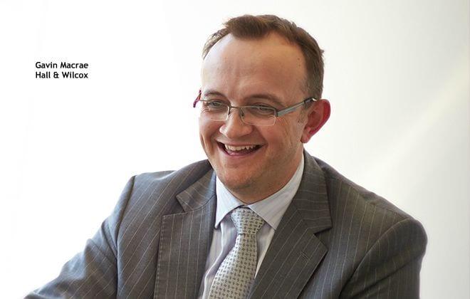 Gavin Macrae
