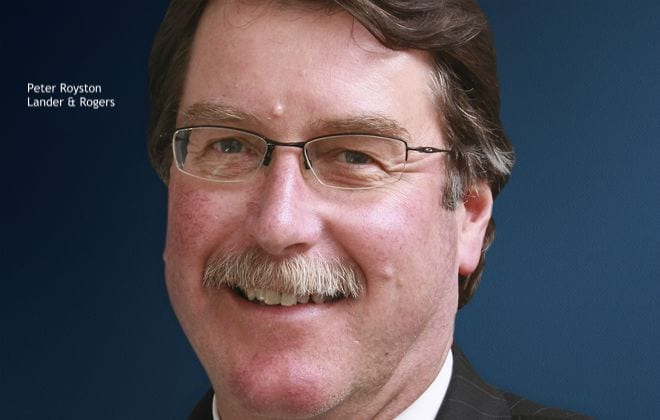 Peter Royston