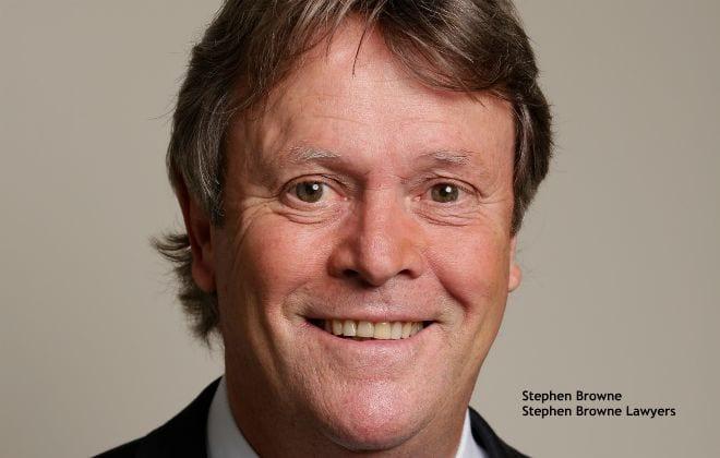 Stephen Browne – 660