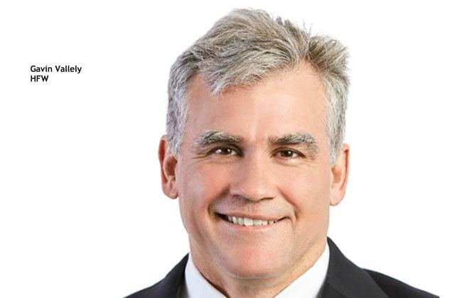 Gavin Vallely