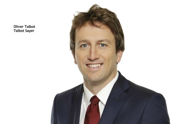 Oliver Talbot