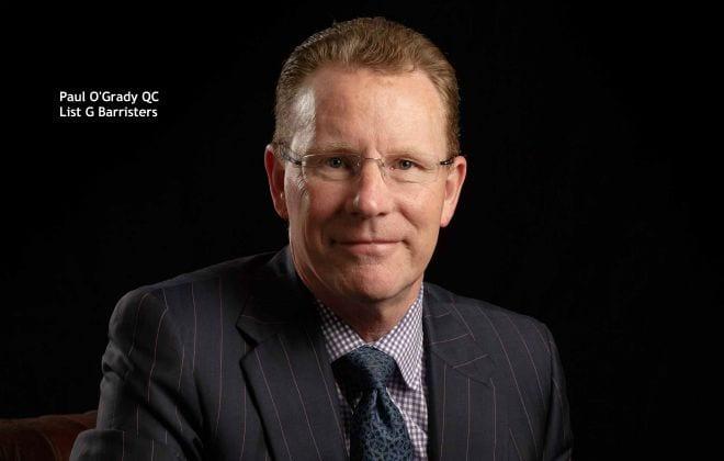 Paul O'Grady QC