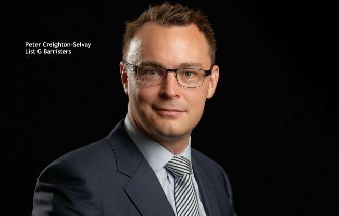 Peter Creighton-Selvay