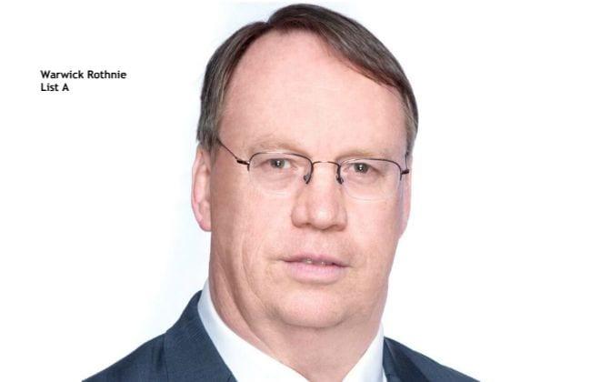 Warwick Rothnie