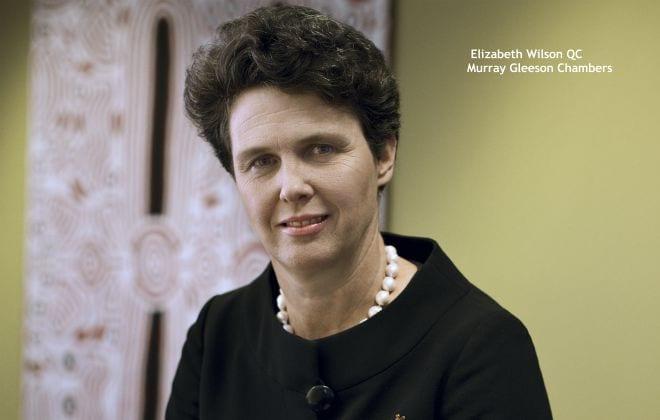 Elizabeth Wilson QC
