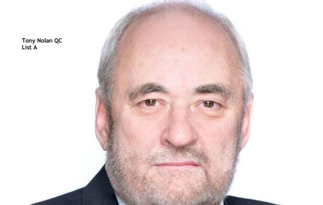 Tony Nolan QC