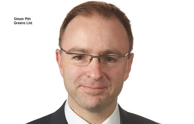 Simon Pitt