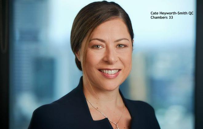Cate Heyworth-Smith QC