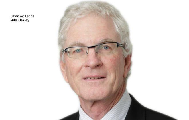 David McKenna