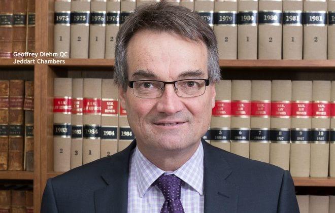 Geoffrey Diehm QC