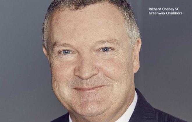 Richard Chney SC