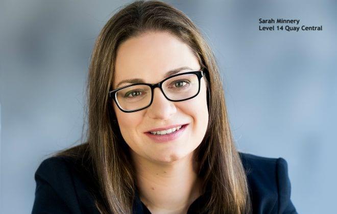 Sarah Minnery