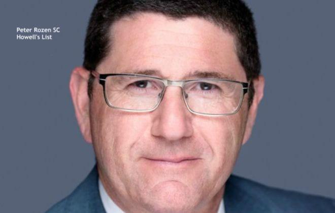 Peter Rozen SC