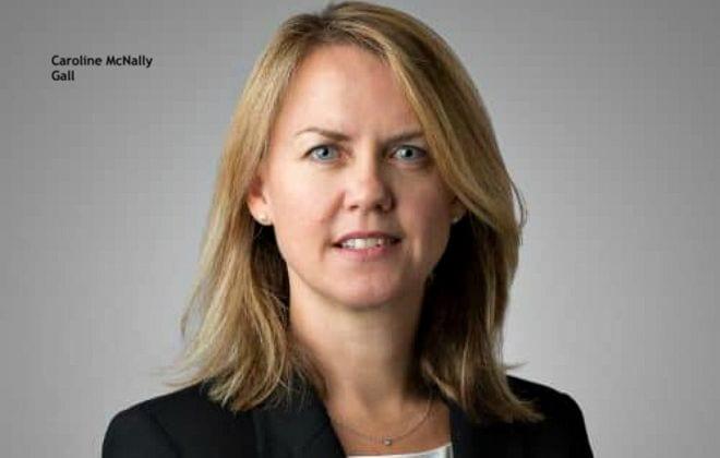 Caroline McNally