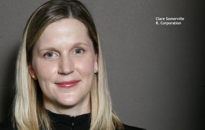 Clare Somerville