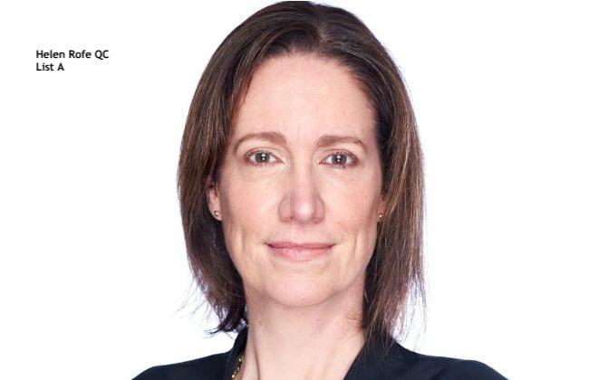 Helen Rofe QC
