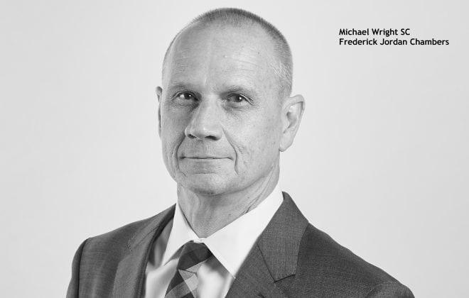 Michael Wright SC