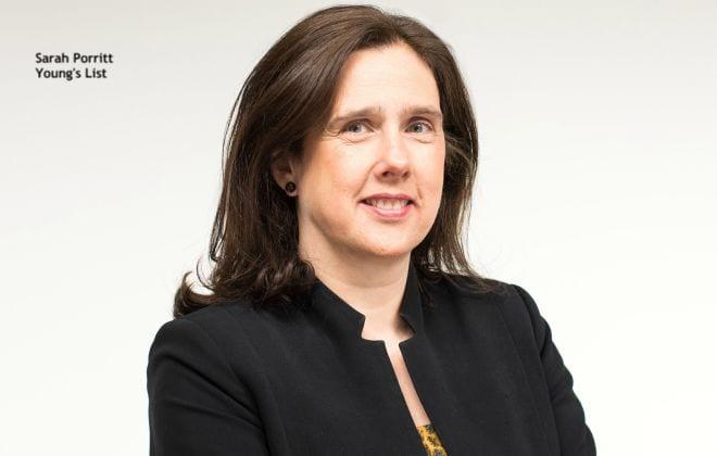 Sarah Porritt