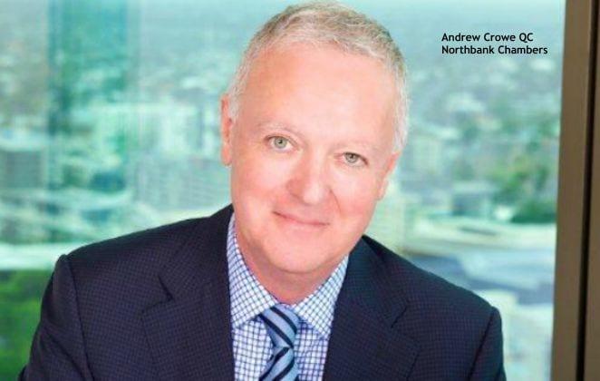 Andrew Crowe QC