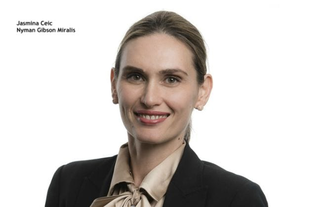 Jasmina Ceic