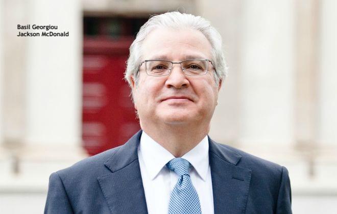 Basil Georgiou