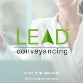 LEAD Conveyancing Brisbane